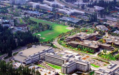 Microsoft Is Turning Its HQ Into A Mass Vaccination Site For COVID-19