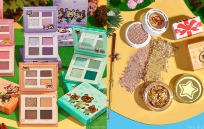 Animal Crossing: New Horizons Gets Its Own Makeup Collection In A Collaboration With Colourpop