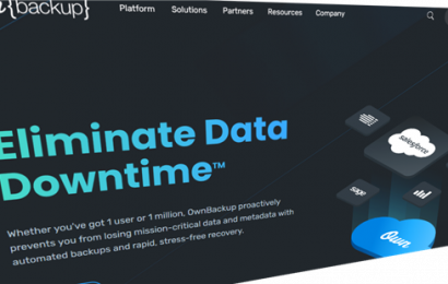 OwnBackup raises $167.5 million to bring cloud data backups to Salesforce and beyond