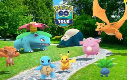 Pokemon Go Competition Winners Will Become In-Game Challengers During Kanto Tour