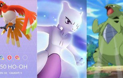 Pokémon GO: 15 Challenging Pokémon To Catch