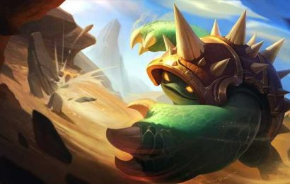 Riot previews small Rammus update 'coming soon' to League, includes new Soaring Slam ultimate