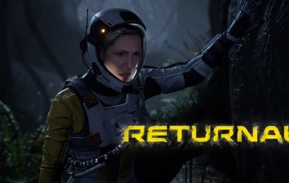Returnal Has Been Officially Delayed Into April