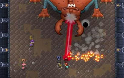 The Demo for Co-Op Roguelite Rogue Heroes: Ruins of Tasos Is Available Now