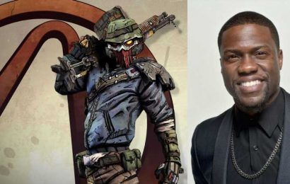 Kevin Hart Officially Confirmed As Roland In Borderlands Movie