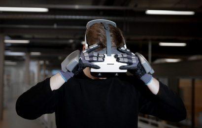 SenseGlove Compacts its Force-feedback Tech Into the 'Nova'