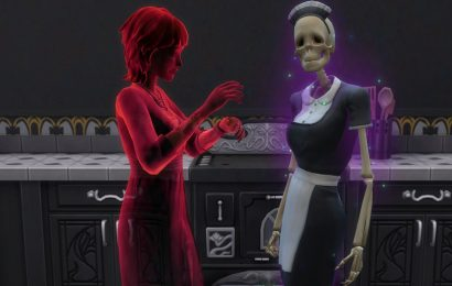 The Sims 4 Paranormal: These Hauntings Are Making Us Happy