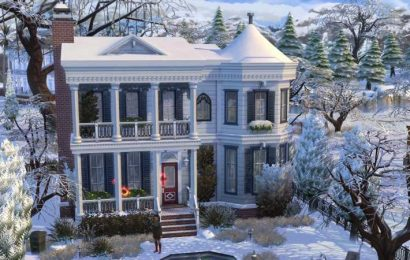 The Sims 4 Paranormal Stuff: Everything You Need To Know About Haunted Houses