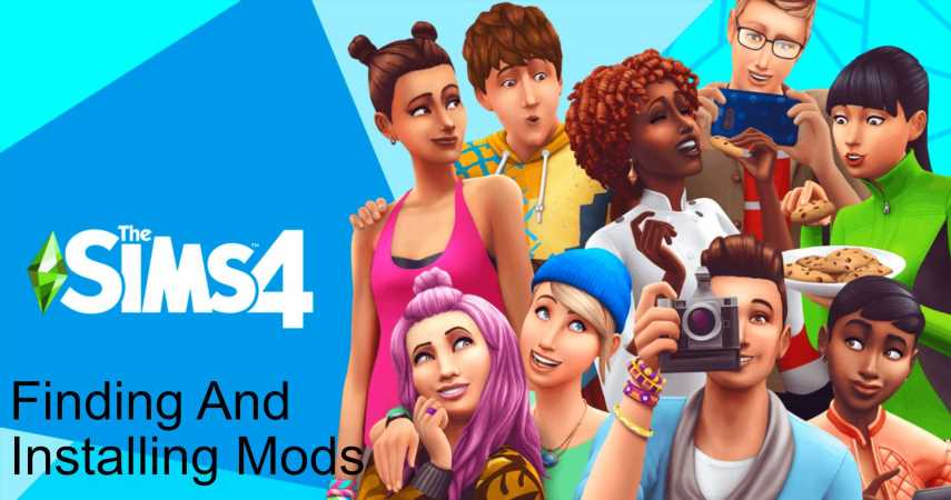 The Sims 4: Guide To Finding And Installing Mods