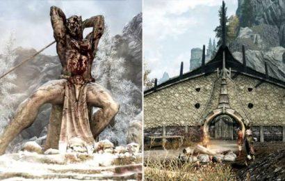 Skyrim: The Cursed Tribe Quest Walkthrough