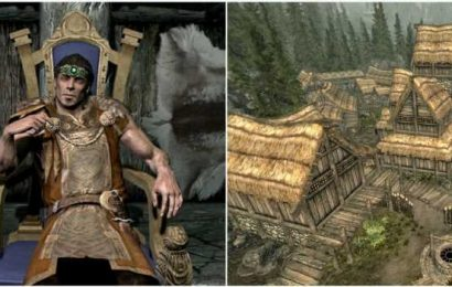 Skyrim Falkreath Guide: Merchants, Loot, Quests, And More