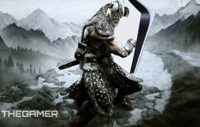Skyrim Mod Makes It Playable At 60fps On PS5 With Trophies Enabled