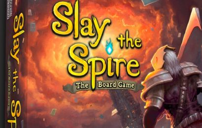 Slay The Spire Is Getting A Board Game