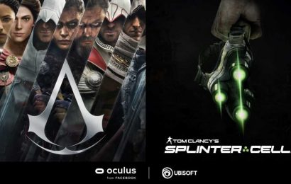 Ubisoft Lists Jobs For Assassin's Creed VR, Splinter Cell VR
