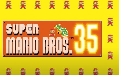 Nintendo Wants You To Beat Bowser 3.5 Million Times In Mario 35