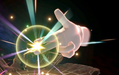 We're Pretty Certain Master Hand Is The Announcer In Super Smash Bros