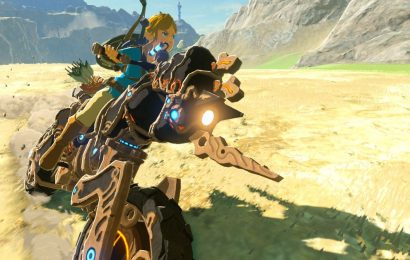 Breath of the Wild expert explains all his fancy tricks