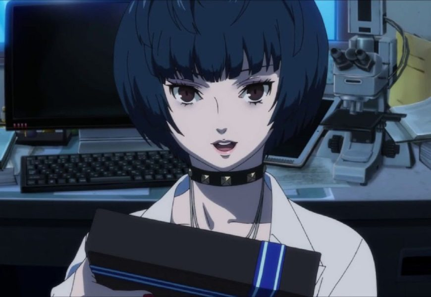 Persona 5 Royal: How To Romance Takemi
