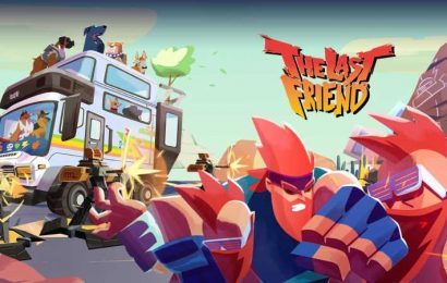 The Last Friend Is A Tower Defence Beat 'Em Up Where You Road Trip To Save Dogs