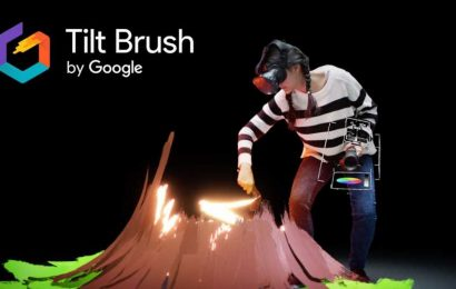 Google Open Sources Tilt Brush