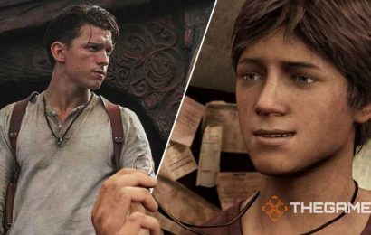 Celebrate The New Year With Uncharted Movie Teases