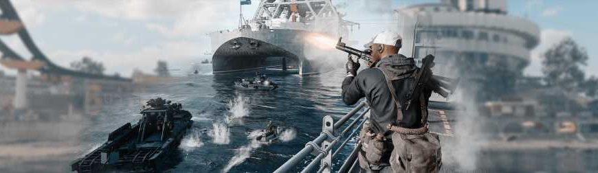 Kommen Wasserschlachten in Warzone? – Call of Duty