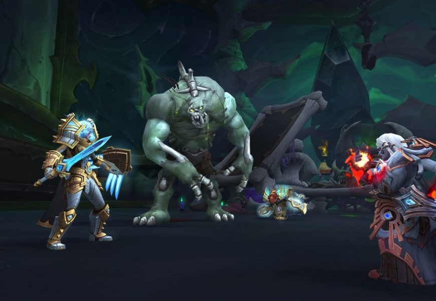Shadowlands finally fixed World of Warcraft's endgame