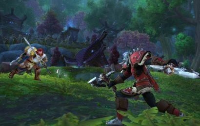 The next World of Warcraft book explores Kalimdor