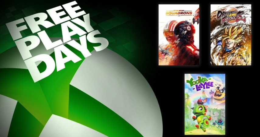 Free Play Days Lets Xbox Game Pass Ultimate Subscribers Try Out More Games For A Limited Time