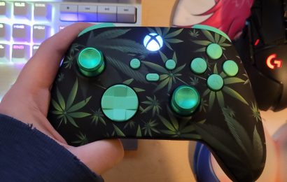 Review – MegaModz Let Me Make The 420 Controller Of My Dreams