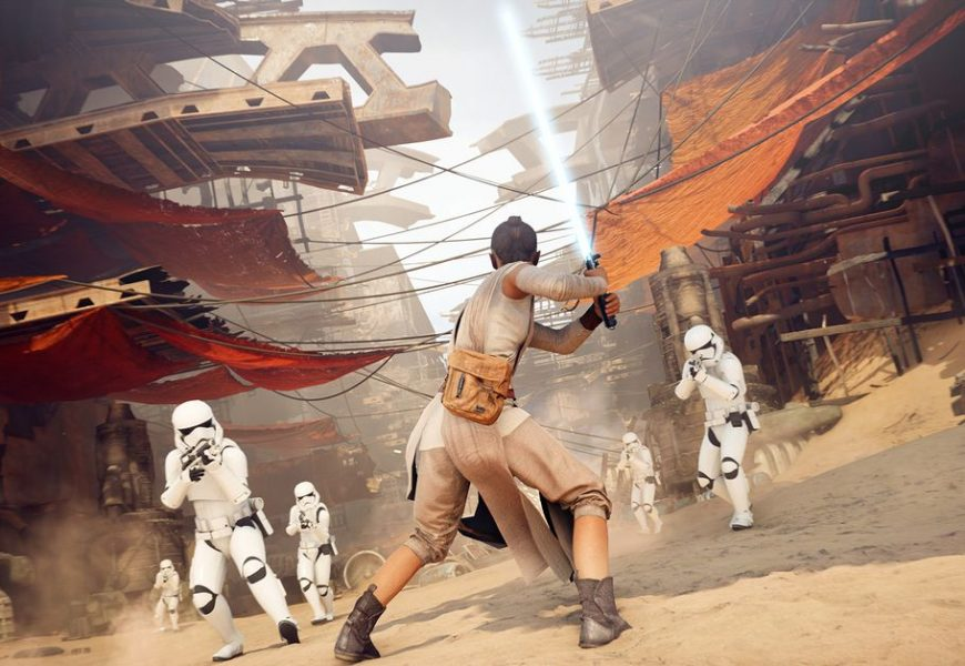 Star Wars Battlefront 2 is free on PC, and deserves a comeback