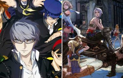 The 15 Best JRPGs Of The PS2 Era
