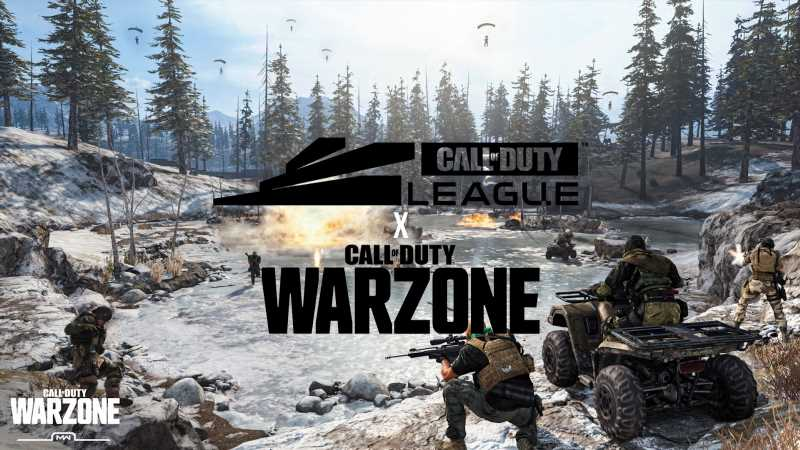 """Call Of Duty League Set To Integrate Warzone Further """"as early as this season"""""""