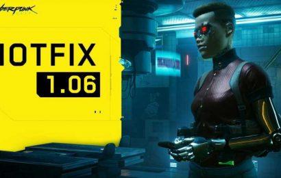 Cyberpunk 2077 Hotfix 1.06 Finally Available On Google Stadia