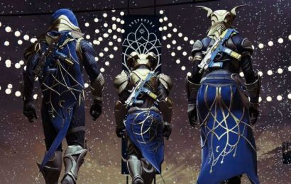 Destiny 2: Dawning Community Events End With A Whimper