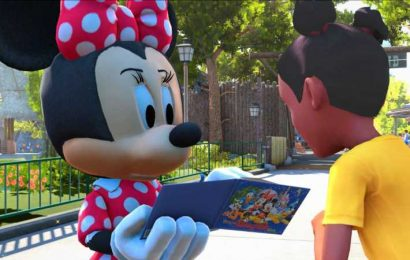 A Disneyland Lover's Guide To Recreating The Theme Park Experience In Video Games
