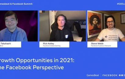 How to keep games growing in 2021