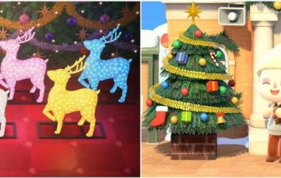Animal Crossing: All The Ornament Winter DIYs (And How To Make Them)
