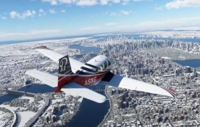 New Flight Simulator Screenshots Show Off UK And Ireland Updates