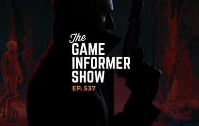 GI Show – The Medium And Cyber Shadow Reviews, Guest Jacob Geller