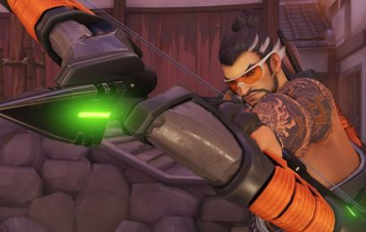Overwatch's new map, Kanezaka, goes live with a Hanzo in-game challenge