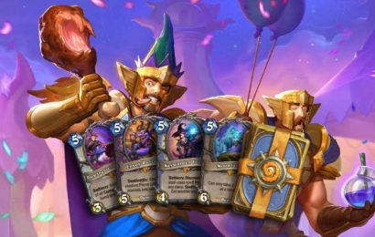 Hearthstone Launches The Darkmoon Races Mini-Set With 35 Unique Cards