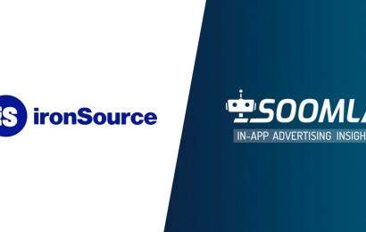 IronSource acquires ad measurement firm Soomla
