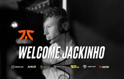 Fnatic Counter-Strike rifler Jackinho propels team to cs_summit 7 success