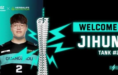 Main tank Jihun joins the Guangzhou Charge – Daily Esports