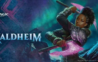Exclusive – Preview Two Magic: The Gathering Kaldheim Cards