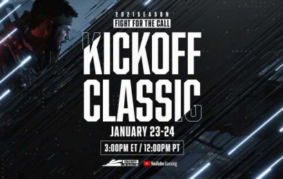 CDL Kickoff Classic Fan-Voted Matchups Revealed