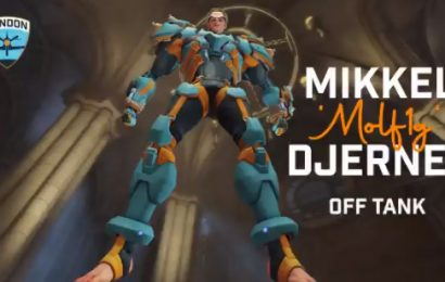 Off-Tank Molf1g joins the London Spitfire – Daily Esports