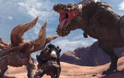 What If Capcom Made A Godzilla Game Just Like Monster Hunter?