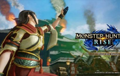 Monster Hunter Rise Preview: Wyvern Riding To Victory